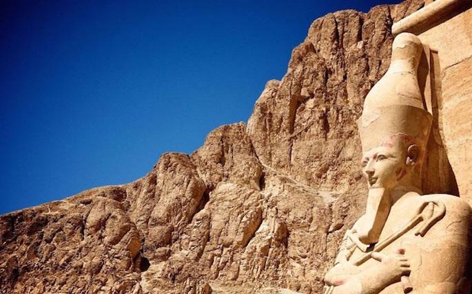 اولین فرعون زن مصر چه کسی بود؟+عکس