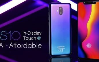 تولید گوشیهای S10 با اسکنر اثر انگشت زیر صفحه نمایش +فیلم
