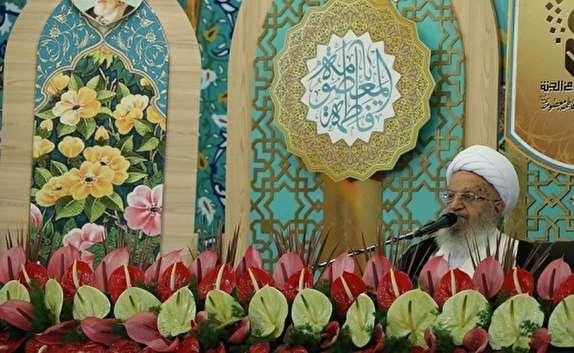 باشگاه خبرنگاران - برخلاف تبلیغات وهابیت باید سخنان و رفتار ما مطابق خواست معصومین (ع) باشد