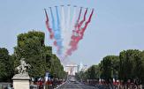 باشگاه خبرنگاران -تصاویر روز: از مراسم رژه ارتش فرانسه تا فستیوال بازی با آب گلآلود در کره جنوبی