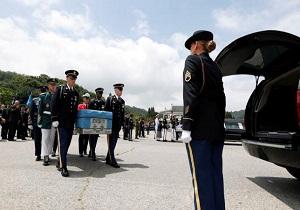 مذاکره مقامات واشنگتن و پیونگ یانگ برای بازگرداندن بقایای سربازان آمریکایی