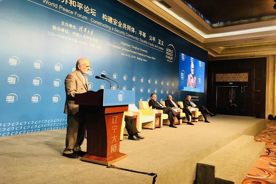 تضمین موفقیت در مبارزه با تروریسم به همکاری مشترک همه کشورهای منطقه برمی گردد
