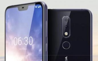 شرکت HMD Global گوشی Nokia 6.1 Plus را در بازارهای جهانی عرضه خواهد کرد +عکس