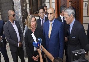 موگرینی: ماموریت اتحادیه اروپا در لیبی از سرگرفته میشود