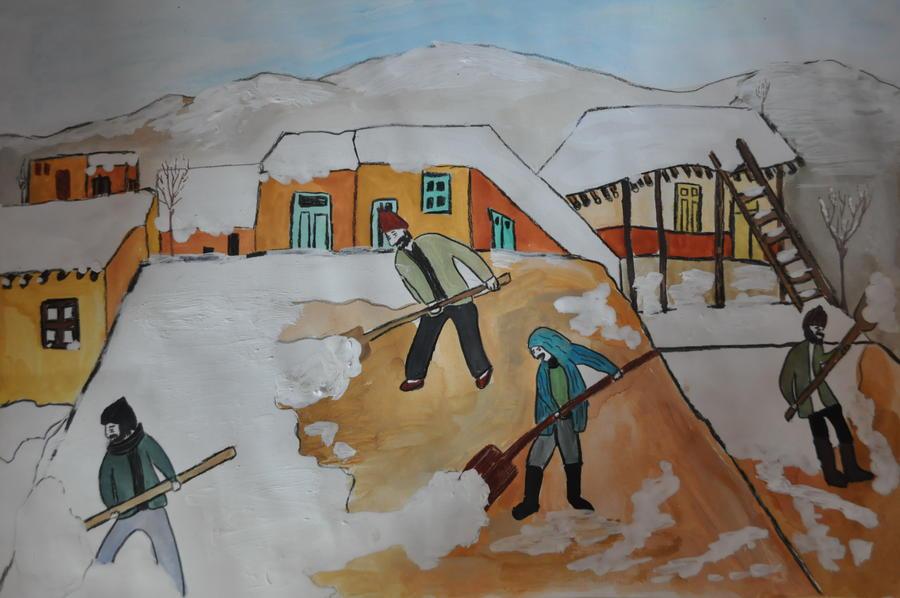 نوجوان زنجانی موفق به کسب دیپلم افتخار مسابقه نقاشی محیطزیست ژاپن شد