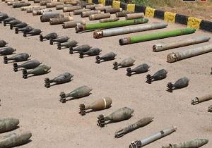 کشف سلاحهای آمریکایی متعلق به داعش در بوکمال سوریه