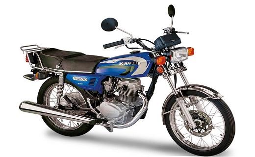 برای خرید موتورسیکلت کارکرده چقدر باید هزینه کرد؟