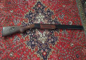 مرگ بر اثر بی احتیاطی و بازی با اسلحه شکاری