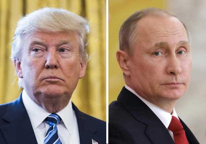نظرسنجی: آلمانیها ترامپ را خطرناکتر از پوتین میدانند