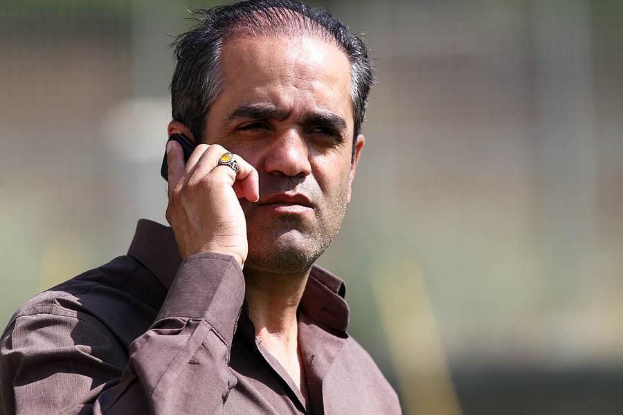 ابوالقاسم پور : تیم ملی فوتبال پتانسیل قهرمانی را دارد