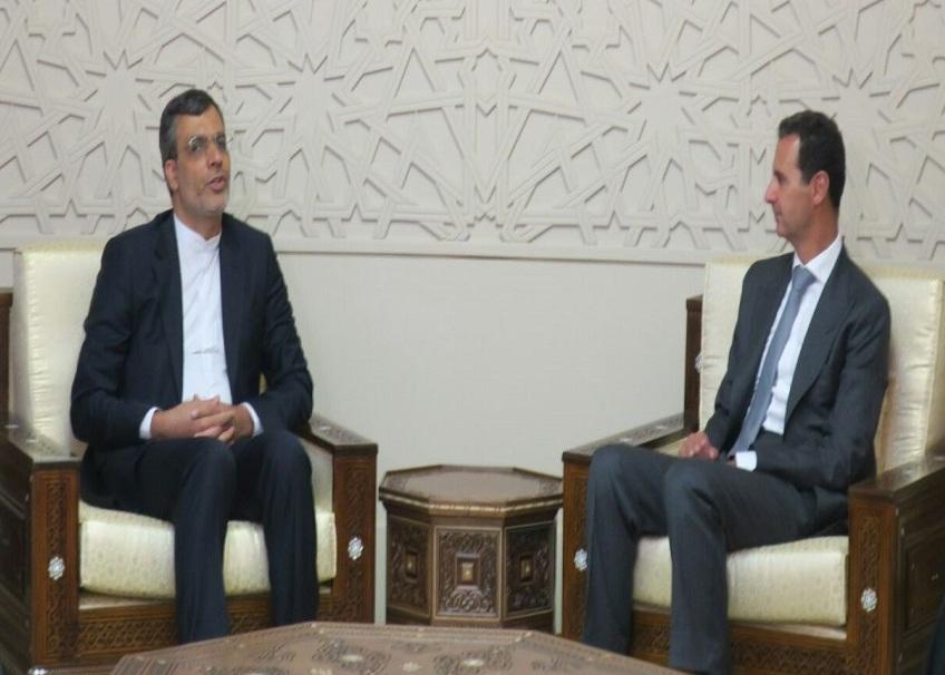 سرکوب تروریسم در سوریه دستیابی به نتایج سیاسی را فراهم کرد