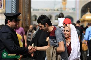 میزبانی ۱۰ هزار خادم از زائران حرم مطهر رضوی در دهه کرامت