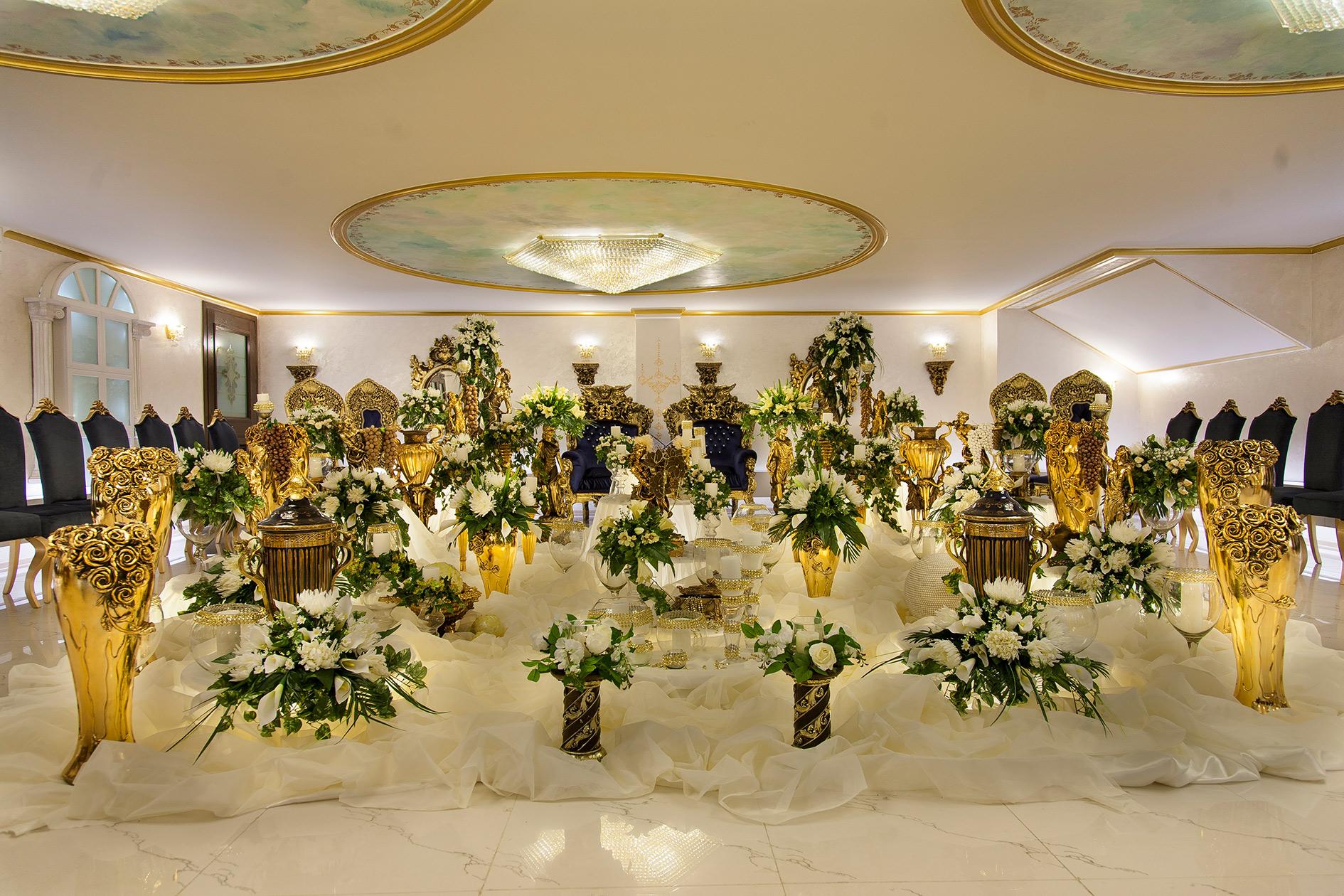هزینههای میلیاردی برای عروسیهای لاکچری/ خرج میلیونی برای بالن سواری عروس و داماد