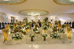 هزینههای میلیاردی برای عروسیهای لاکچری/ کالسکه و بالن سواری عروس و داماد
