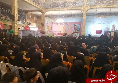 همایش بزرگ مردمی حافظان حریم خانواده در اهواز برگزار شد