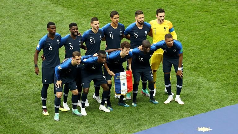گزارش لحظه به لحظه/ کرواسی صفر - فرانسه صفر