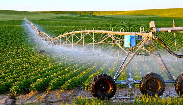 آبیاری ۱۲ هزار هکتار از ارضی استان با آب سدها