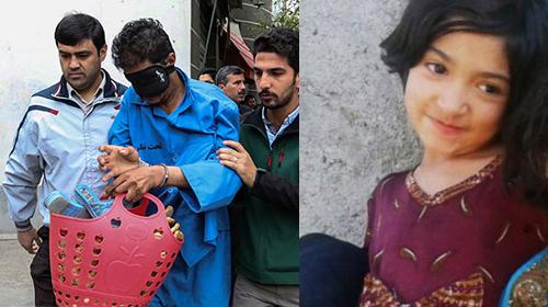 حکم اعدام قاتل کودک ۶ ساله مشهدی تایید شد