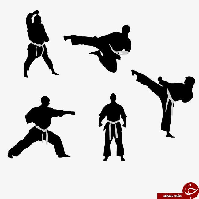 نگاهی کوتاه به یک ورزش سفید به نام کاراته