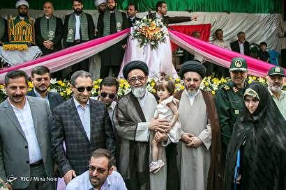 باشگاه خبرنگاران -راهپیمایی حجاب و عفاف در تبریز