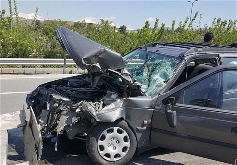 برخورد خودروی سواری با زائران پیاده حرم رضوی/۱۹ نفر کشته و مصدوم شدند