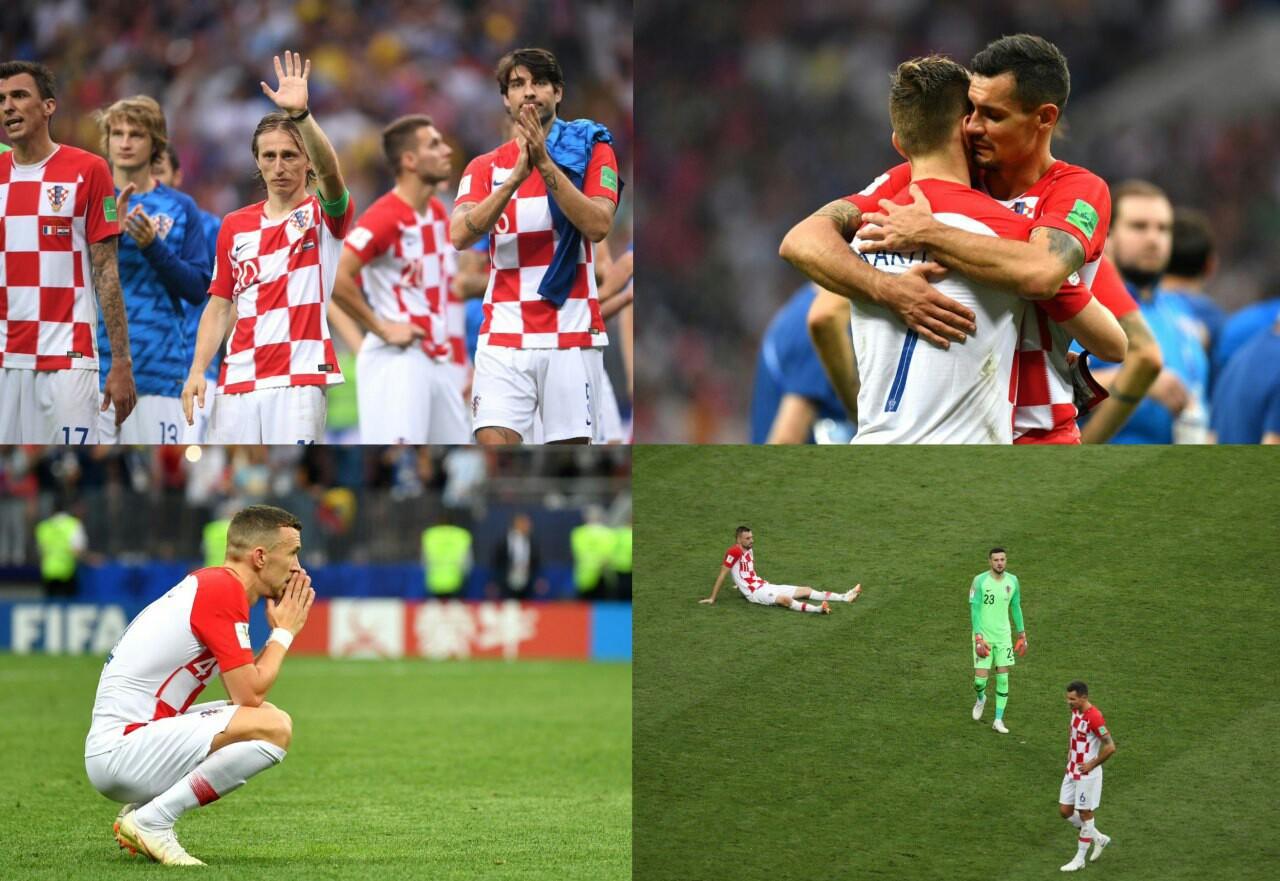 تصاویر و حاشیههای فینال جام جهانی ۲۰۱۸