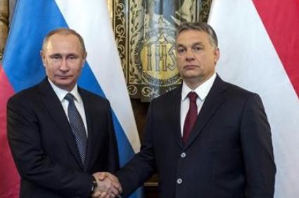 نخستوزیر مجارستان تحریمهای اتحادیه اروپا علیه روسیه را محکوم کرد