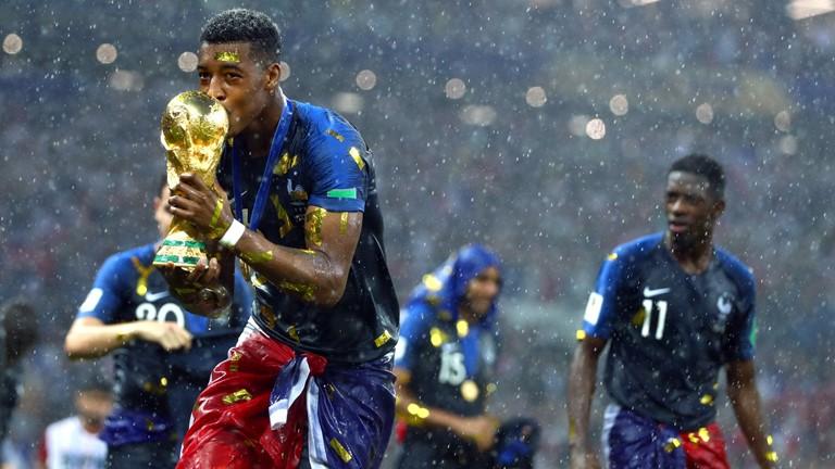 فرانسه ۴ - کرواسی ۲/خروسها برای دومین بار فاتح جام جهانی شدند