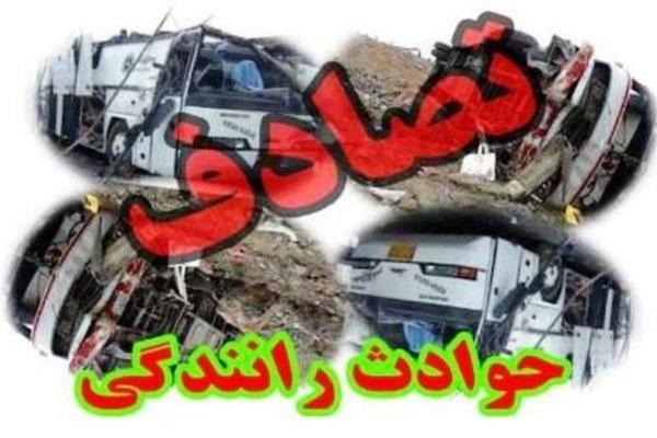 یک کشته در جاده نورآباد به قائمیه
