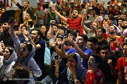 باشگاه خبرنگاران -تماشای دیدار فینال جام جهانی 2018