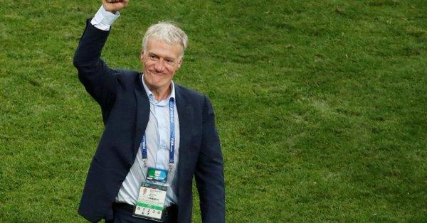 دشان: فرانسه با شایستگی قهرمان جام جهانی ۲۰۱۸ شد
