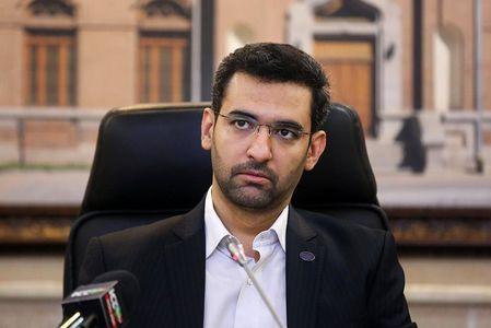 حاشیهای بر متن یک دیدار صمیمی؛ ارسالی جدید وزیر ارتباطات +تصویر