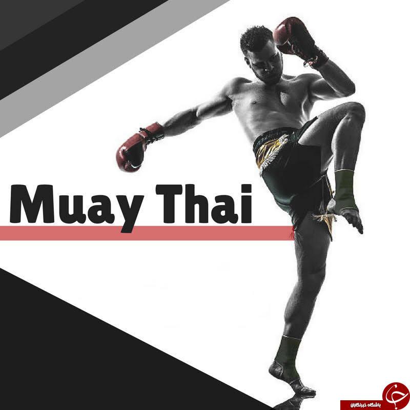 از ورزش Muay Thai؛ مشتزنی تایلندی چه می دانید؟ +تصاویر