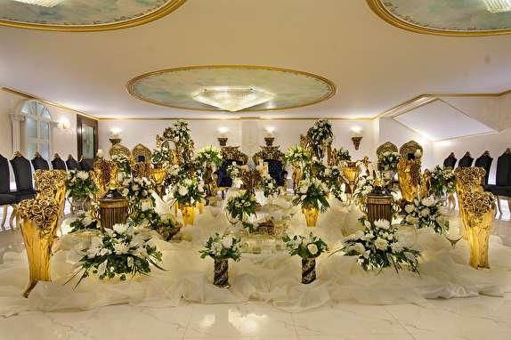 باشگاه خبرنگاران -هزینههای میلیاردی برای عروسیهای لاکچری/ کالسکه و بالن سواری عروس و داماد