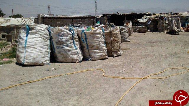بردهداری نوین با بهرهکشی از کودکان/مشاهده خردسالان در مراکز دپو زباله