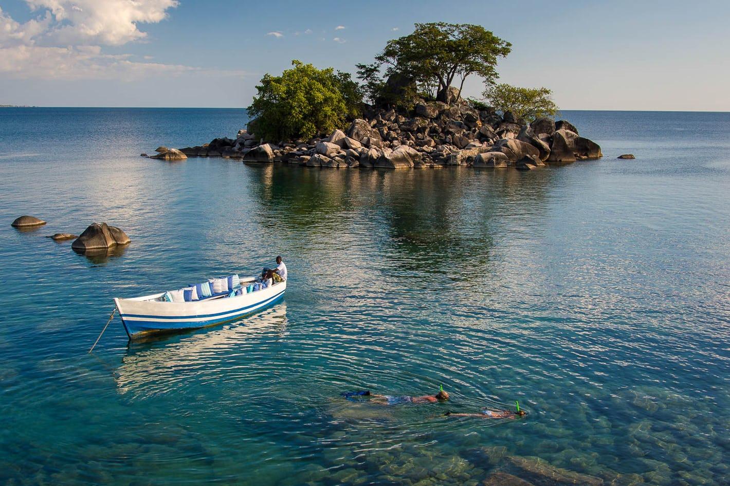 بزرگترین دریاچههای جهان کدامند؟