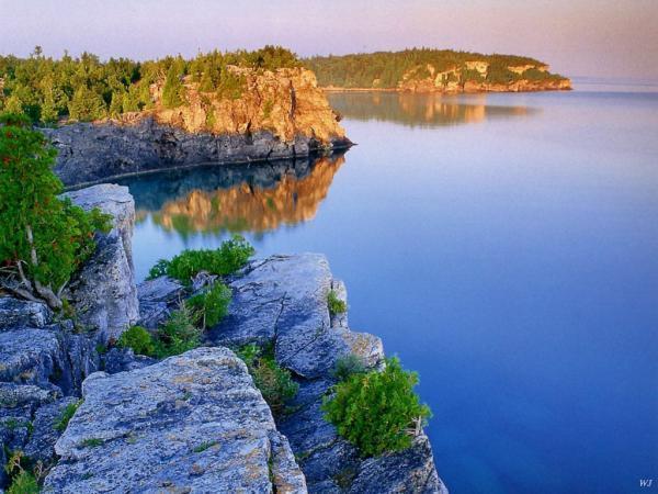 منطقههای آبی عجیب و شگفتانگیز در جهان+تصاویر