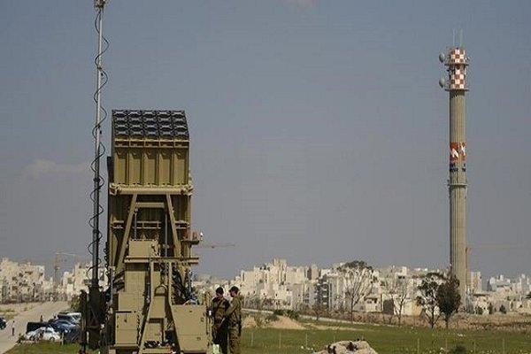 سامانه دفاعی «گنبد آهنین» در تل آویو مستقر شد