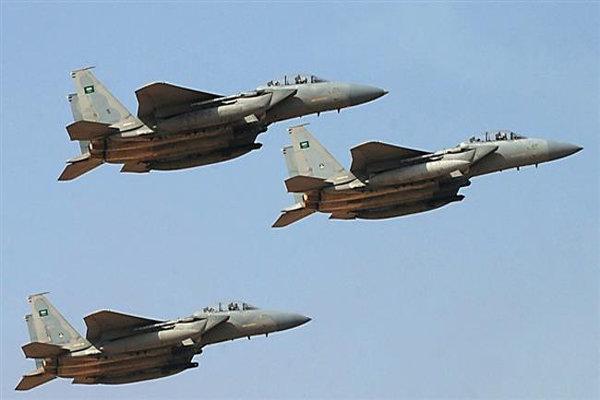 ادامه حملات گسترده جنگندههای سعودی به «الحدیده» و «الجوف» یمن