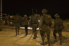 ۱۸ فلسطینی در یورش صهیونیستها به کرانه باختری بازداشت شدند