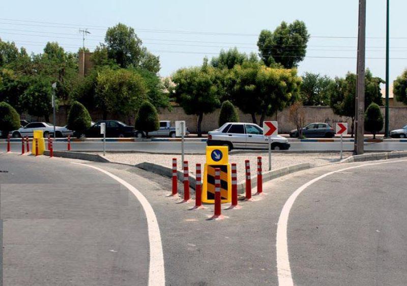 اصلاح هندسی معابر با هدف روان سازی ترافیکی