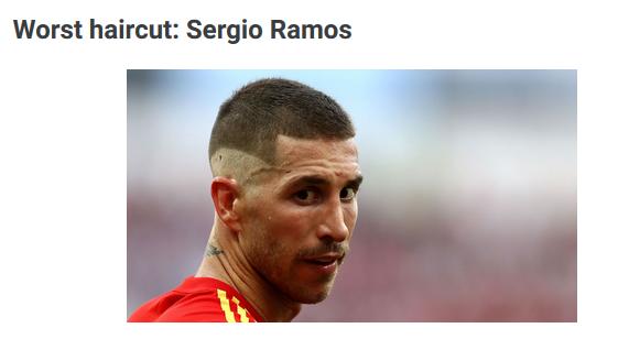 کدام بازیکن بدترین مدل موی جام جهانی 2018 را داشت؟+عکس