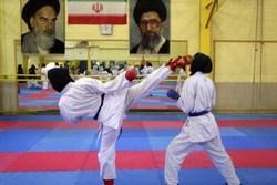 معرفی بانوان برتر کاراته کارا کهگیلویه وبویراحمد