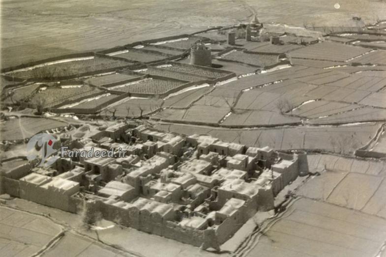 تصاویر منحصر به فرد از تهران ۹۰ سال قبل