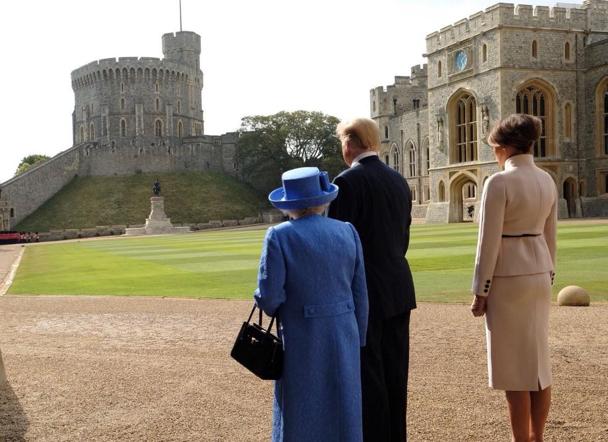 شاهزاده های سلطنتی حاضر به دیدار ترامپ نشدند