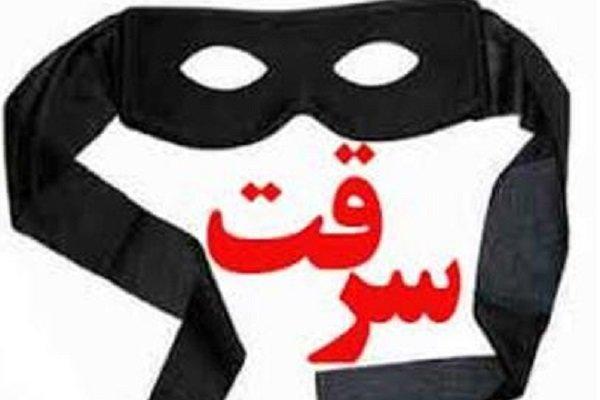کشف ۱۴۰ فقره سرقت در کرمانشاه