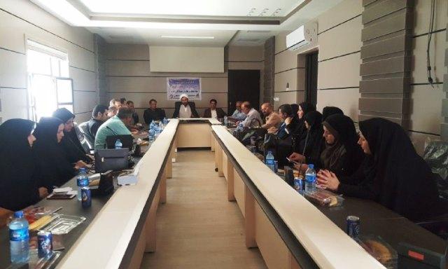 کارگاه آموزشی و فرهنگی عفاف و حجاب در ایلام برگزار شد