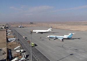 آغاز عملیات توسعه پارکینگ هواپیما فرودگاه اصفهان
