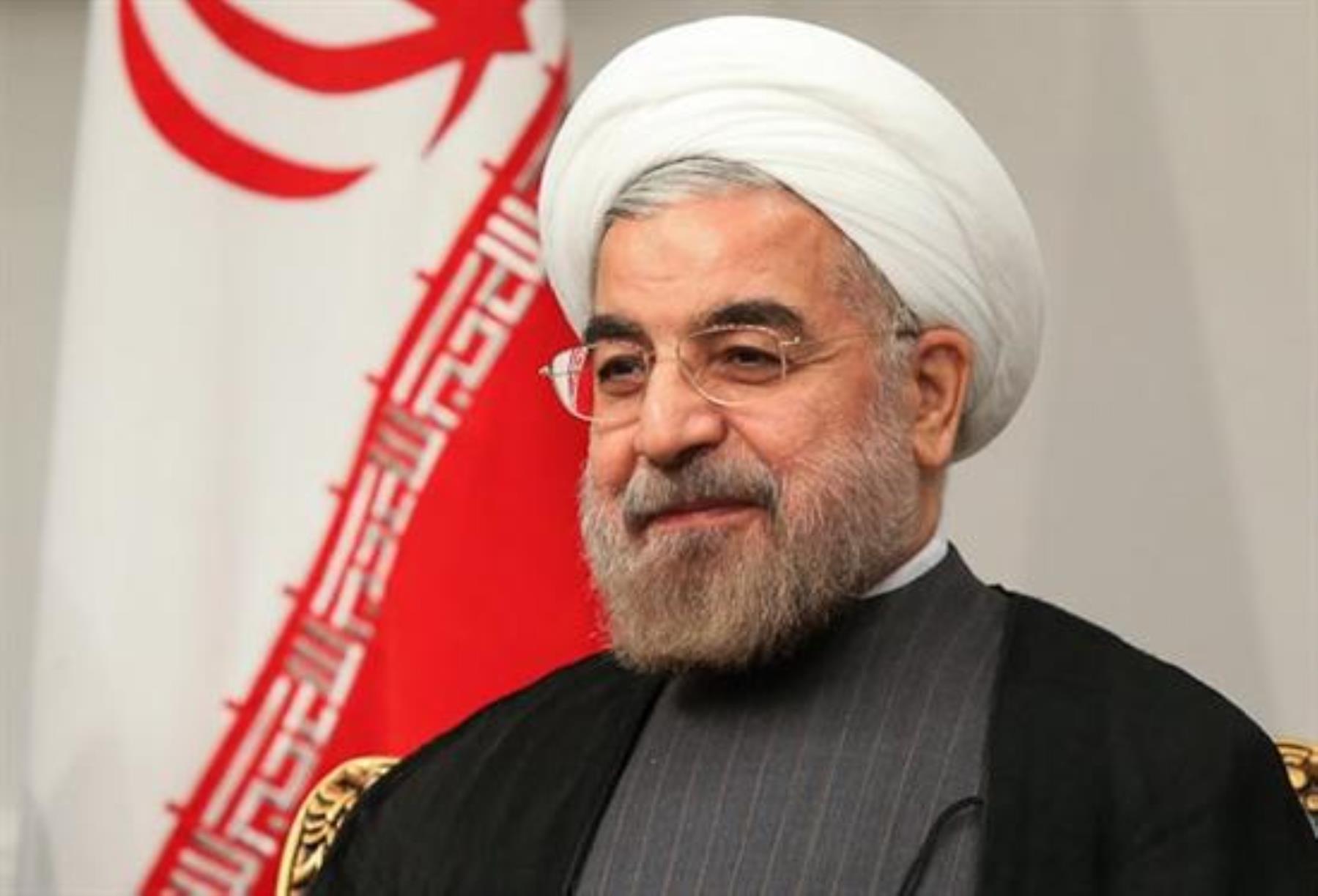 تسلیم پیام روحانی به رئیس جمهور لبنان