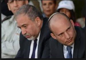 درگیری لفظی شدید بین اعضای کابینه رژیم صهیونیستی؛ نفتالی بنت: لیبرمن ضعیف و گیج است